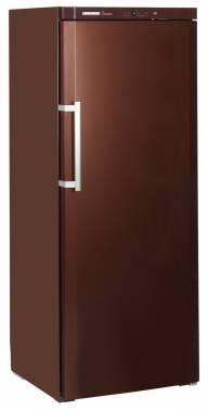 Винный шкаф Liebherr WKT 6451 коричневый