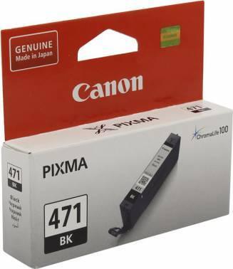 �������� �������� Canon CLI-471BK 0400C001 ������