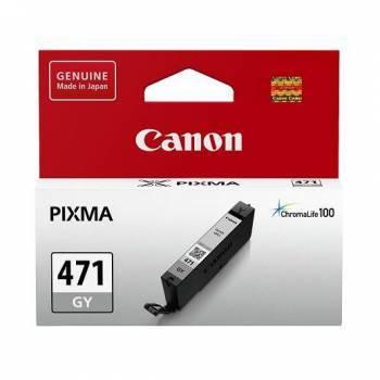 Картридж Canon CLI-471GY серый (0404C001)