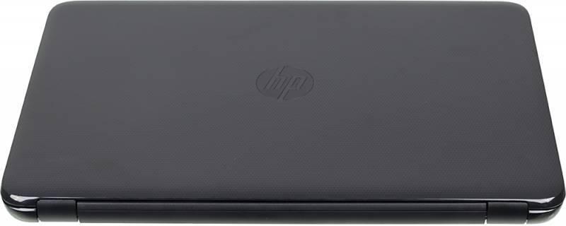 """Ноутбук 15.6"""" HP 15-ac139ur черный - фото 7"""