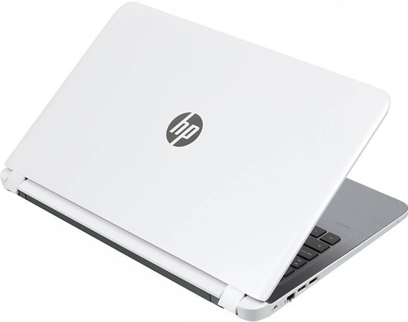 "Ноутбук 15.6"" HP Pavilion 15-ab224ur белый - фото 2"