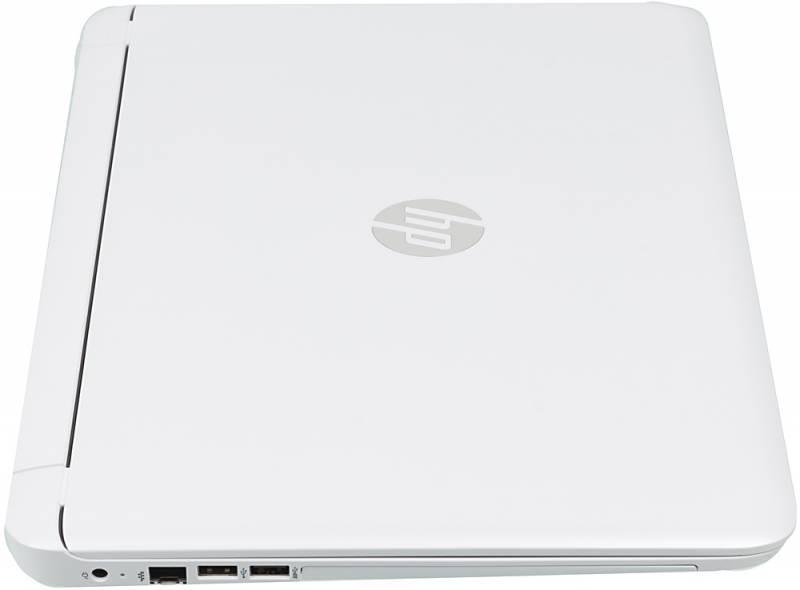 "Ноутбук 15.6"" HP Pavilion 15-ab224ur белый - фото 3"