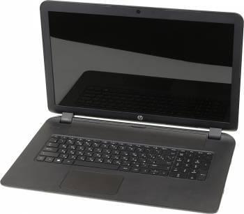 Ноутбук 17.3 HP 17-p102ur черный