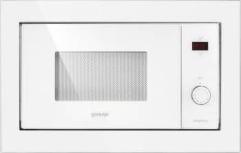 Встраиваемая микроволновая печь Gorenje BM6240SY2W белый