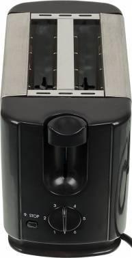 Тостер Sinbo ST 2413 серебристый / черный