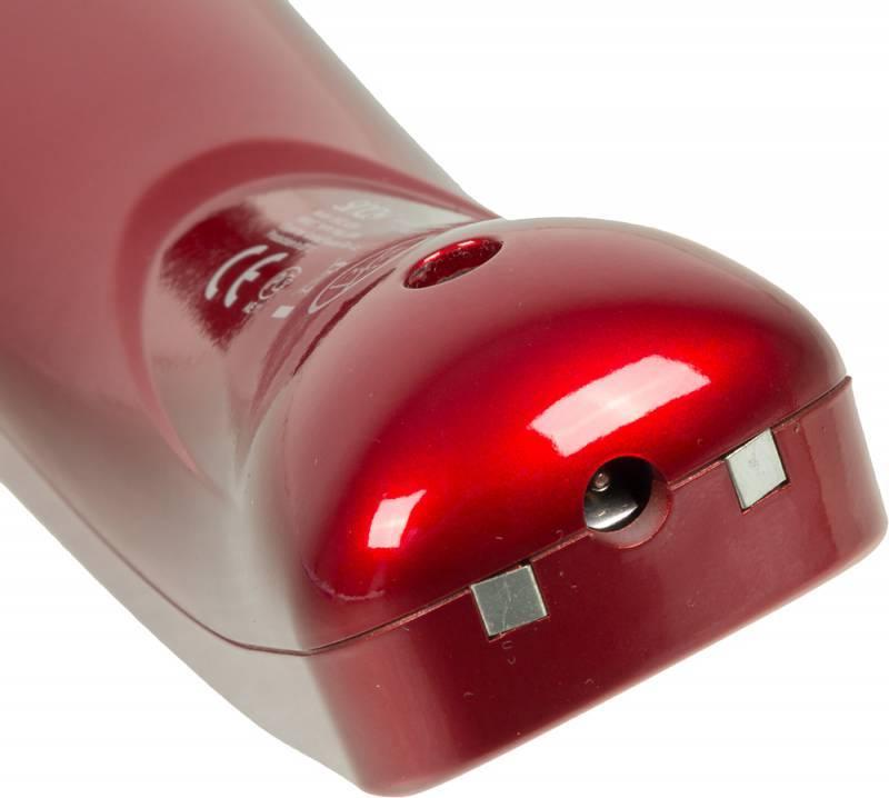 Машинка для стрижки Sinbo SHC 4356 красный - фото 6