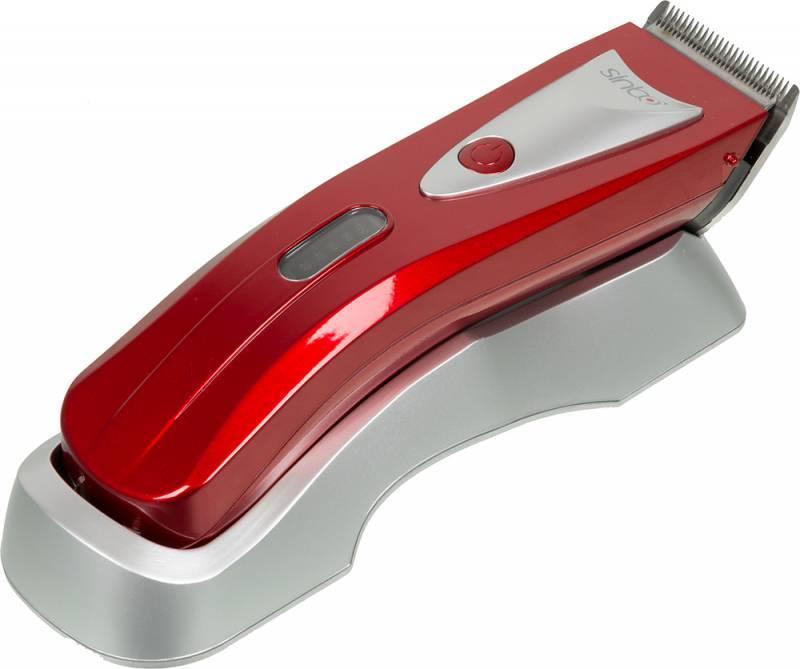 Машинка для стрижки Sinbo SHC 4356 красный - фото 1