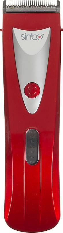 Машинка для стрижки Sinbo SHC 4356 красный - фото 3