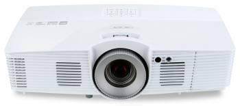 Проектор Acer V7500 белый, технология DLP, яркость 2500Lm, разрешение 1920x1080, контраст 20000:1, ресурс лампы до 3000 часов, 1xUSB typeA, 2xHDMI, вес 3кг