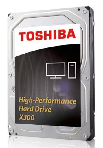 Жесткий диск 4Tb Toshiba X300 HDWE140EZSTA SATA-III - фото 3