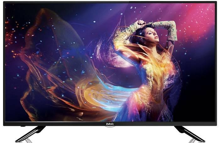 "Телевизор LED 32"" BBK 32LEM-1015/T2C черный - фото 1"