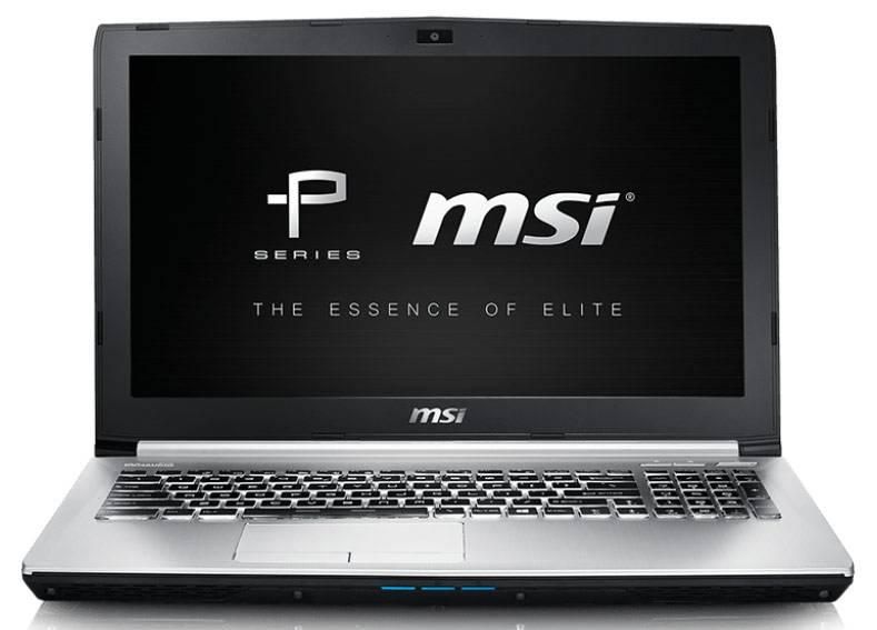 "Ноутбук 15.6"" MSI PE60 6QE-083RU (9S7-16J514-083) серебристый - фото 1"