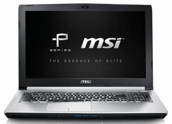 """Ноутбук 15.6"""" MSI PE60 6QE-083RU серебристый (9S7-16J514-083)"""