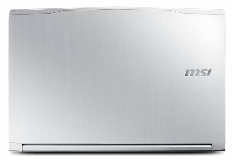 "Ноутбук 15.6"" MSI PE60 6QE-083RU (9S7-16J514-083) серебристый - фото 2"