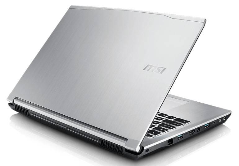 "Ноутбук 15.6"" MSI PE60 6QE-083RU (9S7-16J514-083) серебристый - фото 4"