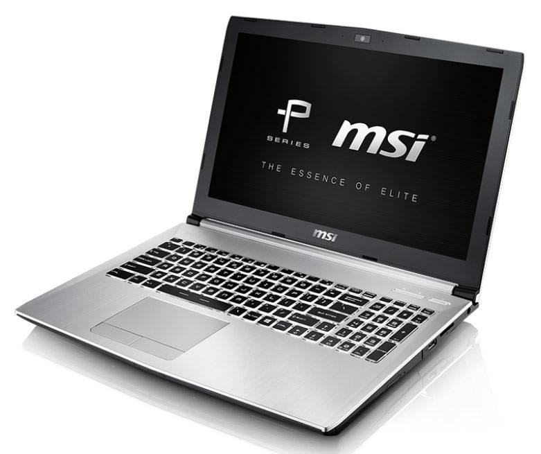 "Ноутбук 15.6"" MSI PE60 6QE-083RU (9S7-16J514-083) серебристый - фото 5"