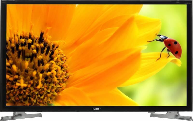 """Телевизор LED 32"""" Samsung UE32J4500AKXRU черный - фото 1"""