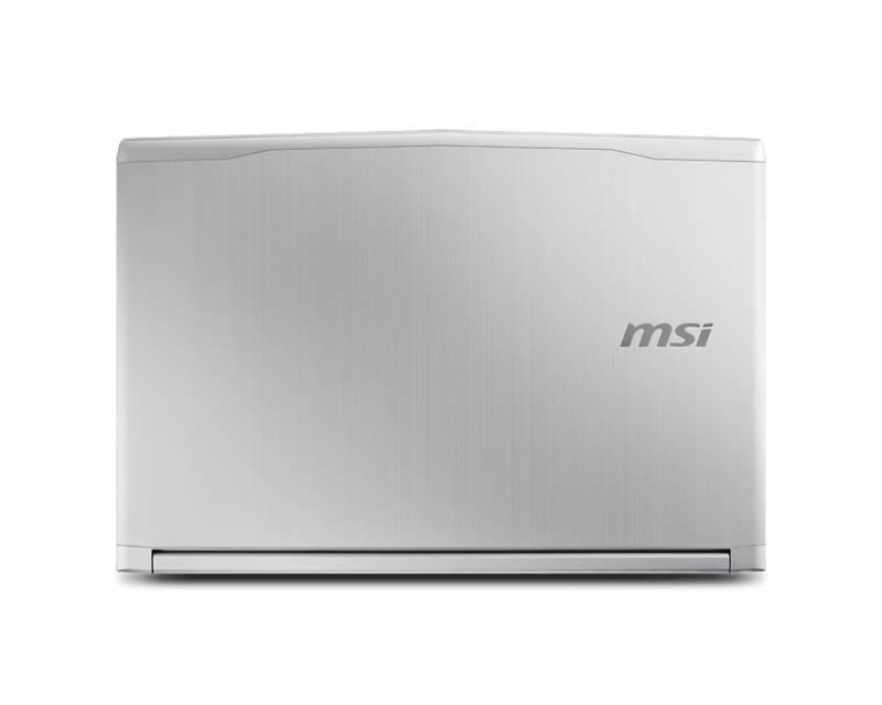 "Ноутбук 17.3"" MSI PE70 6QE-062RU серебристый - фото 2"