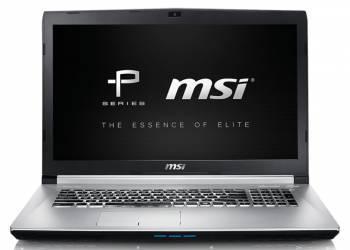 Ноутбук 17.3 MSI PE70 6QE-061RU серебристый