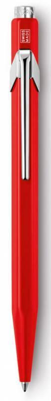 Ручка шариковая Carandache Office CLASSIC красный (849.070_ MTLGB) - фото 1