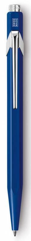 Ручка шариковая Carandache Office CLASSIC Sapphire Blue (849.150_MTLGB) - фото 1