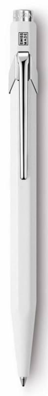 Ручка шариковая Carandache Office CLASSIC белый (849.001_MTLGB) - фото 1