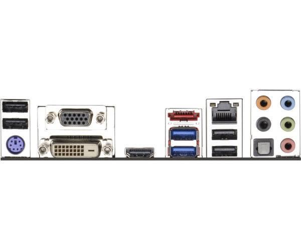 Материнская плата Asrock H81M-ITX Soc-1150 mini-ITX - фото 3