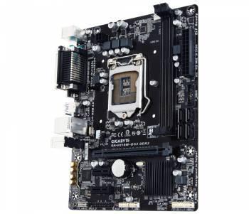 ����������� ����� Soc-1151 Gigabyte GA-H110M-DS2 DDR3 mATX