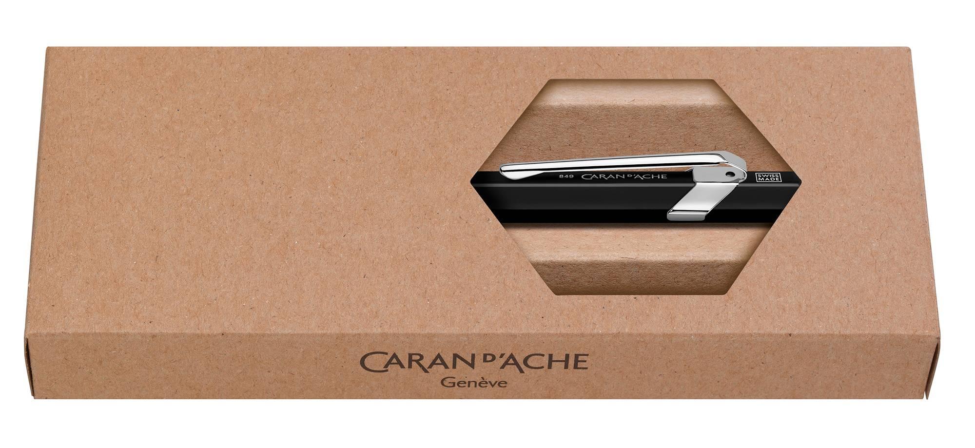 Карандаш механический Carandache Office CLASSIC 844.009_PLGB черный - фото 2