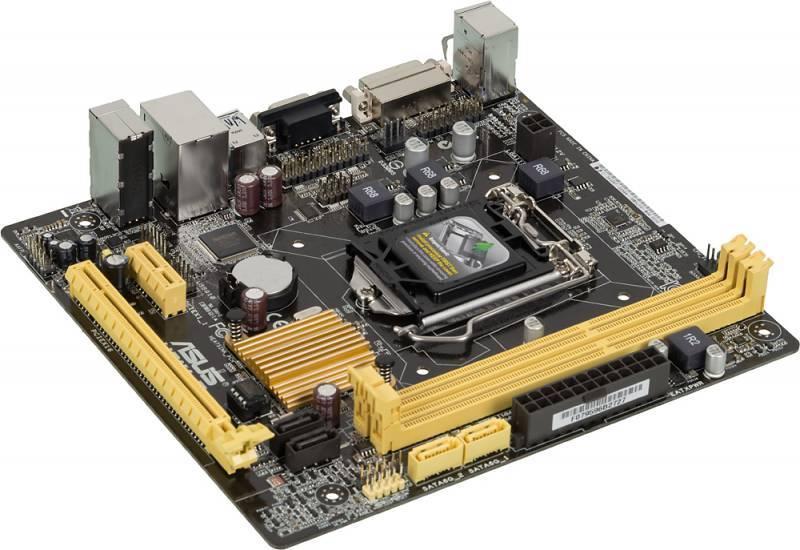Материнская плата Asus H81M-R/C/SI Soc-1150 mATX - фото 1