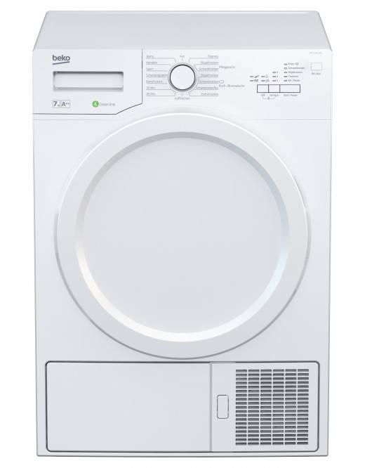 Сушильная машина Beko DPS7205GB5 белый - фото 1