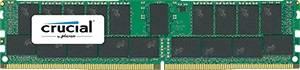 Модуль памяти DIMM DDR4 1x32Gb Crucial CT32G4RFD4213 - фото 1