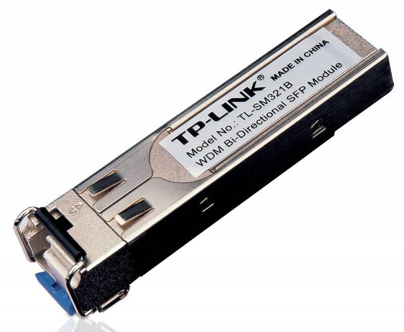 Модуль SFP TP-Link TL-SM321B - фото 1