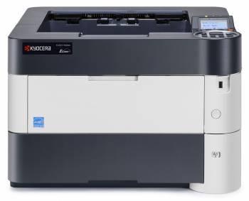 Принтер Kyocera P4040DN белый / черный