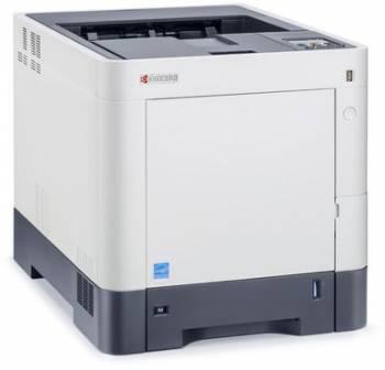 Принтер Kyocera Ecosys P6130CDN белый / серый