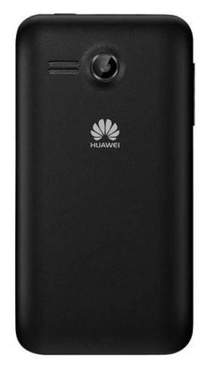 Смартфон Huawei Ascend Y221 черный - фото 2