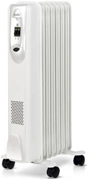 Масляный радиатор Ballu Comfort BOH/CM-07WDN белый (BOH/CM-07WDN 1500)