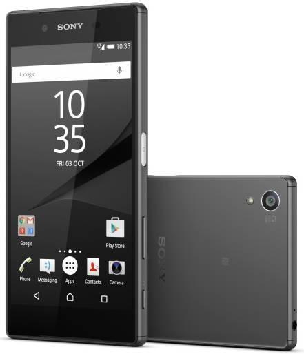 Смартфон Sony Xperia Z5 Dual E6683 32ГБ черный - фото 1