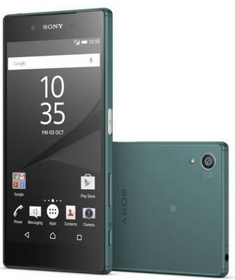 Смартфон Sony Xperia Z5 Dual E6683 32ГБ зеленый - фото 1