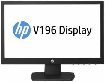 """Монитор 18.5"""" HP ProDisplay V196 черный (M7F91AA)"""