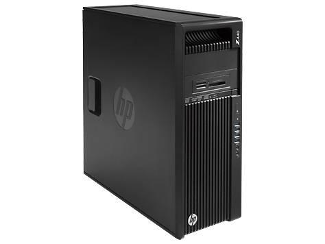 Рабочая станция HP Z440 черный - фото 1