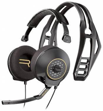 Наушники с микрофоном Plantronics RIG 500HD черный (203803-05)