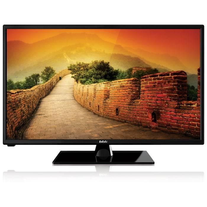 "Телевизор LED 28"" BBK 28LEM-1012/T2C черный - фото 1"