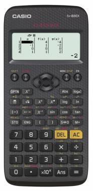 Калькулятор научный Casio Classwiz FX-82EX черный (FX-82EX-S-ET-V)