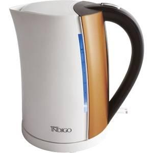 Чайник электрический Scarlett IS-EK20P01 белый/бронзовый (IS - EK20P01)