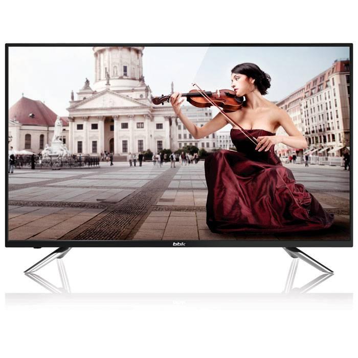 "Телевизор LED 32"" BBK 32LEM-1018/T2C черный - фото 1"