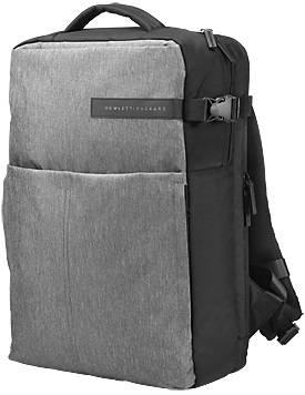 """Рюкзак для ноутбука 15.6"""" HP Signature Backpack черный/серый (L6V66AA)"""