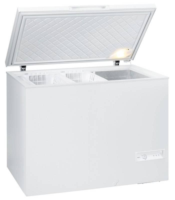 Морозильный ларь Gorenje FH330W белый - фото 1