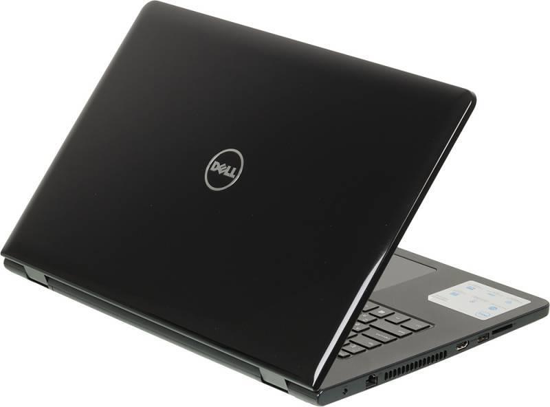 """Ноутбук 17.3"""" Dell Inspiron 5758 черный - фото 2"""