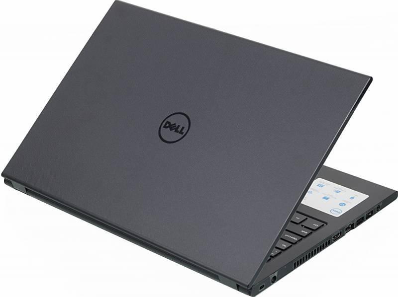 """Ноутбук 15.6"""" Dell Inspiron 3541 черный - фото 2"""